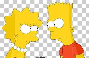 The Simpsons Game Bart Simpson Lisa Simpson Fat Tony Milhouse Van Houten PNG