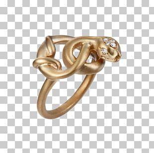 01504 Body Jewellery Silver Brass PNG