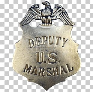 American Frontier Badge United States Marshals Service Tombstone Sheriff PNG