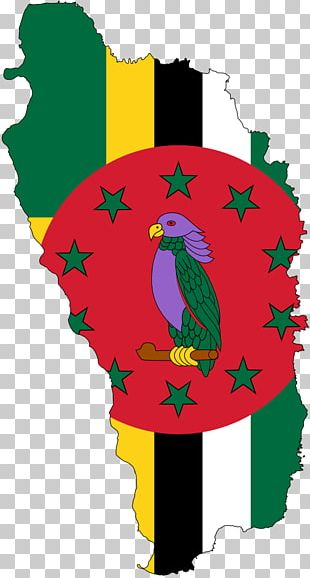 Flag Of Dominica Map Flag Of The Dominican Republic PNG