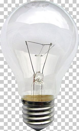 Incandescent Light Bulb Lighting LED Lamp Compact Fluorescent Lamp PNG