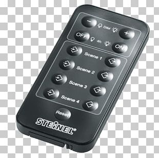 Remote Controls RC-5 Sensor Electronics KNX PNG
