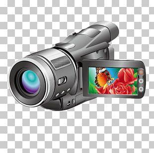 Video Camera Digital Camera Icon PNG