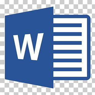 Microsoft Word Microsoft Office 365 Document PNG