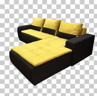 Sofa Bed Chaise Longue Couch Chair PNG