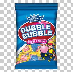 Chewing Gum Breakfast Cereal Flavor Bubble Gum Dubble Bubble PNG