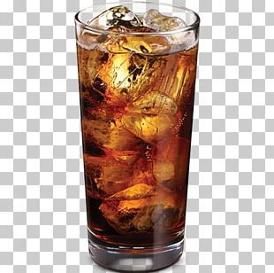 Coca-Cola Fizzy Drinks Whiskey Cocktail PNG