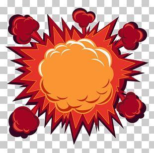 Comic Book Comics Explosion PNG