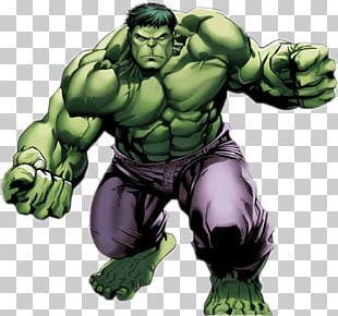 Hulk Marvel Cinematic Universe Marvel Comics Wikia PNG