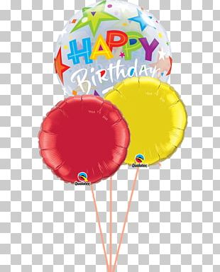 Balloon Happy Birthday To You Party Hat PNG