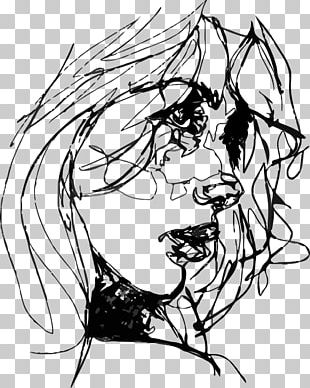 Portrait Photography Art Drawing Painting PNG