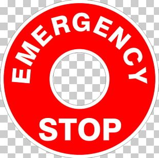 Emergency Safety Kill Switch Panic Button Push-button PNG