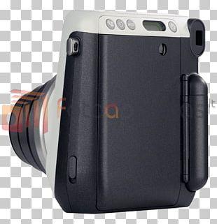 Camera Lens Photographic Film Polaroid SX-70 Instax Instant Camera PNG