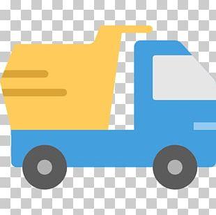 Car Pickup Truck Dump Truck Van PNG