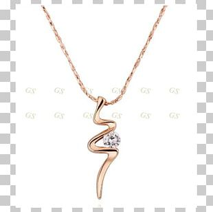 Charms & Pendants Necklace Jewellery Chain Gold Plating PNG