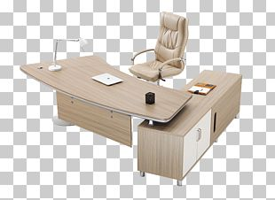 Table Furniture Desk Office Chair PNG