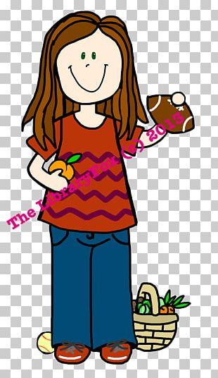 Cartoon Child Mother Mini-Me PNG