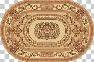 Oval Carpet Platter Dishware Woolen PNG