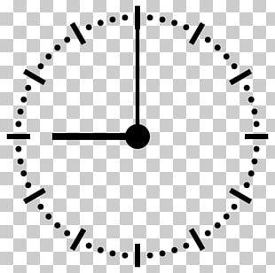 Alarm Clocks Clock Face Analog Watch PNG