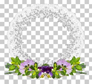 Floral Design Frames Photography Cut Flowers PNG