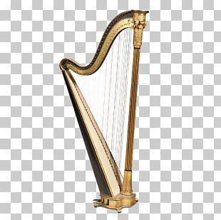 Harp Musical Instrument String PNG