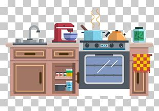 Kitchenware Animation Cartoon PNG