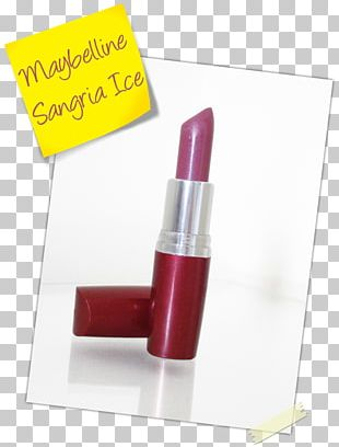 Lipstick Product Design Magenta PNG