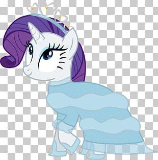 Pony Rarity Horse Equestria Purple PNG