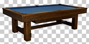 Billiard Tables Pool Billiards Olhausen Billiard Manufacturing PNG