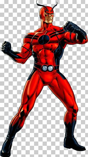 Marvel: Avengers Alliance Hank Pym Wasp Ant-Man Ultron PNG