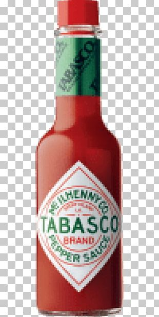 Tabasco Pepper Hot Sauce Chili Pepper PNG