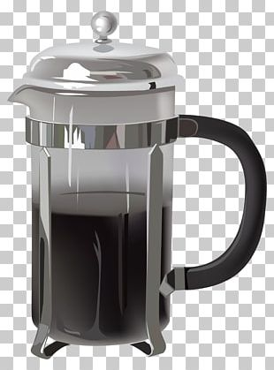 Turkish Coffee Tea Coffeemaker PNG