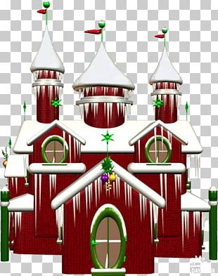 Gingerbread House Drawing Art PNG