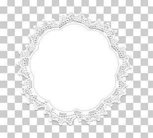 Circle Area Black And White PNG
