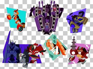 Graphic Design Character Transformers Fan Art PNG