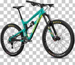 Santa Cruz Bicycles Mountain Bike Another Bike Shop Enduro PNG