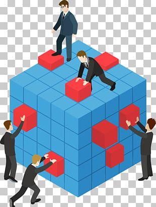 Teamwork Illustration PNG