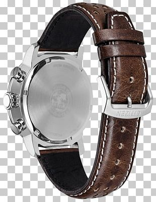Watch Strap Eco-Drive Citizen Holdings PNG