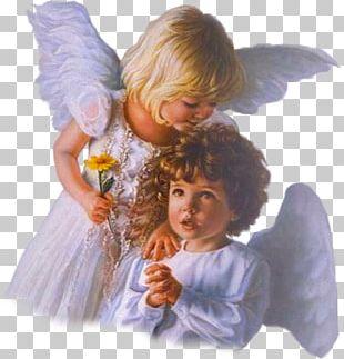 Angel God Prayer Cherub Blessing PNG