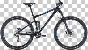 Cube Bikes Mountain Bike Bicycle Frames Shimano Deore XT PNG