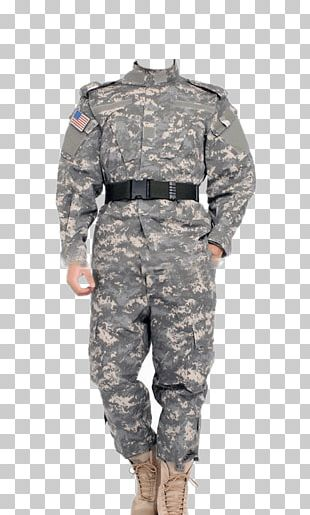 Military Uniform Army Soldier Military Camouflage PNG