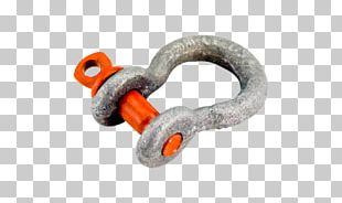 Shackle Working Load Limit Wire Rope Screw Steel PNG