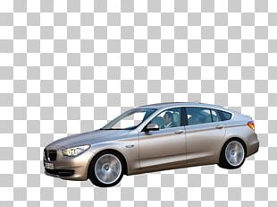 BMW 5 Series Gran Turismo Personal Luxury Car Mid-size Car PNG