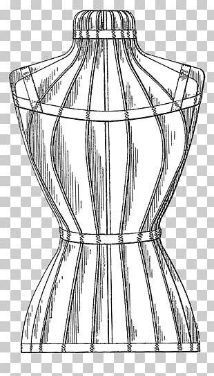 Clothing Dress Form Dress Code Mannequin PNG