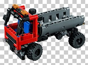 LEGO Technic Hook Loader LEGO UK 42084 Technic Hook Loader Advanced Building Set Toy PNG