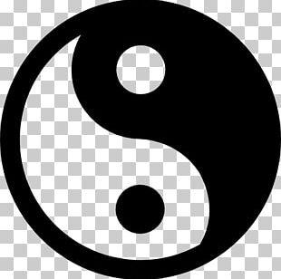Yin And Yang Drawing Computer Icons PNG