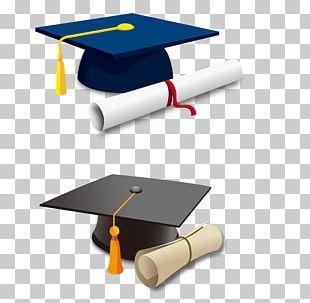 Graduation Ceremony Square Academic Cap Hat Icon PNG