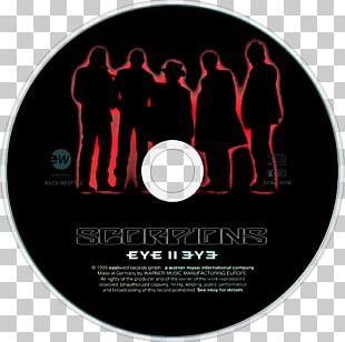 Eye II Eye Music Compact Disc Scorpions DVD PNG