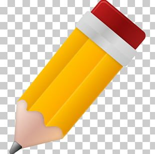 Pencil Yellow PNG