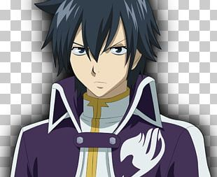 Gray Fullbuster Fairy Tail Anime Drawing Character PNG